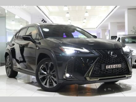 Lexus Suv For Sale >> Ex Demo Lexus Suv For Sale Sydney Nsw Carsguide