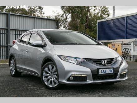 Used Honda Civic Vti L For Sale Melbourne Vic Carsguide