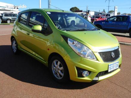 2010 Holden Barina Spark