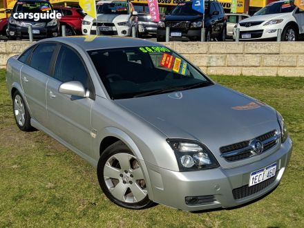 2004 Holden Vectra