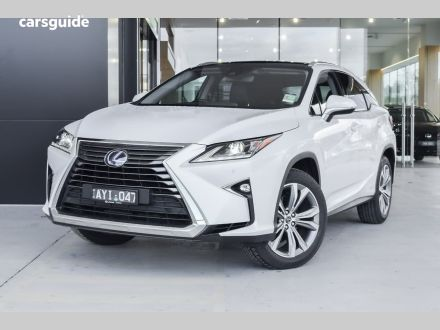 Lexus Suv For Sale >> Lexus Suv For Sale Melbourne Vic Carsguide