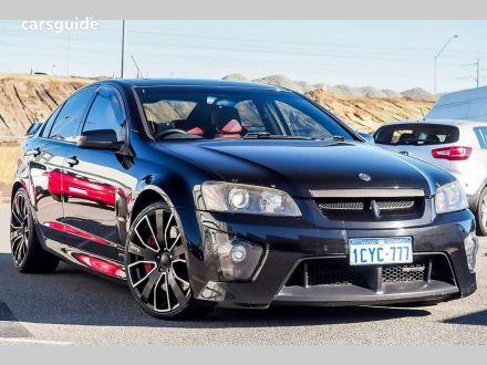 Holden gts price
