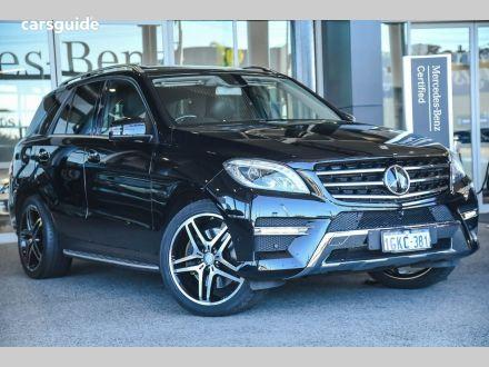 2014 Mercedes-Benz ML500