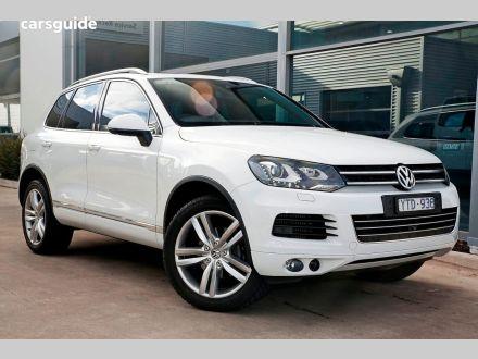 Volkswagen Touareg For Sale >> Volkswagen Touareg For Sale Melbourne Vic Carsguide