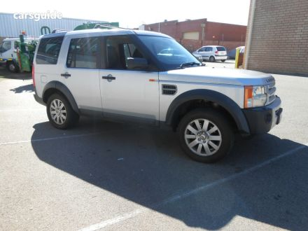 2007 Land Rover Discovery 3