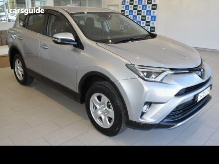 Toyota Rav4 Station Wagon For Sale Granville 2142 Nsw Carsguide