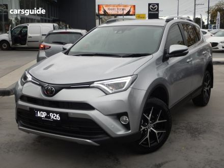 Toyota Rav4 For Sale With Apple Carplay Carsguide