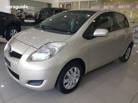 Toyota Yaris Hatchback For Sale Ringwood 3134 Vic Carsguide