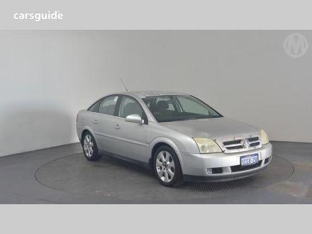 2004 Holden Vectra