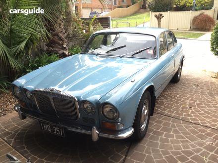 1971 Daimler Sovereign