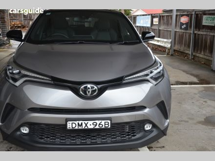 toyota used car sale sydney