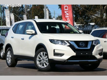 Nissan Suv For Sale >> Ex Demo Nissan Suv For Sale Sydney Nsw Carsguide