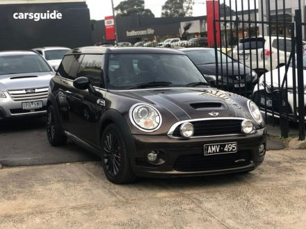 Brown Mini Clubman For Sale Carsguide
