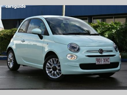 Fiat 500 Hatchback for Sale Rothwell 4022, QLD | carsguide