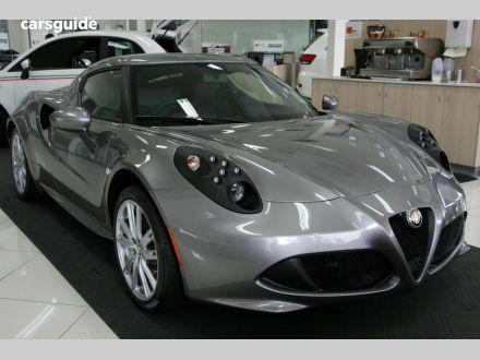 2019 Alfa Romeo 4C
