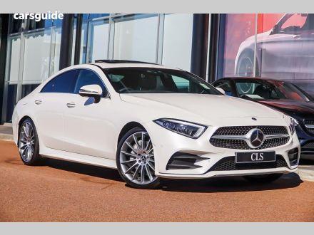 2018 Mercedes-Benz CLS350