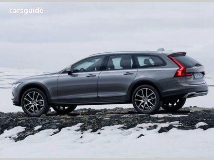 2019 Volvo V90