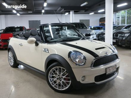 Mini Roadster Convertible For Sale Albion 4010 Qld Carsguide