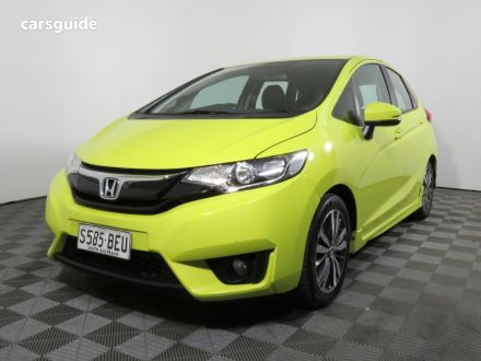 Honda Jazz Hatchback For Sale With Leather Seats Carsguide