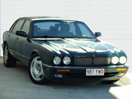 1995 Jaguar XJR