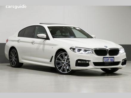 2018 BMW 530I