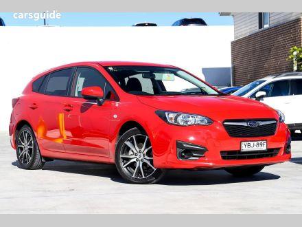 South Coast Subaru >> Subaru Impreza For Sale South Coast Nsw Carsguide