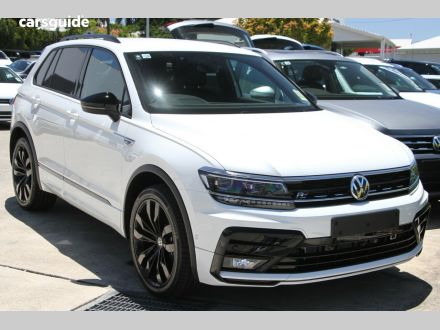 Volkswagen Tiguan for Sale with Apple Carplay | carsguide