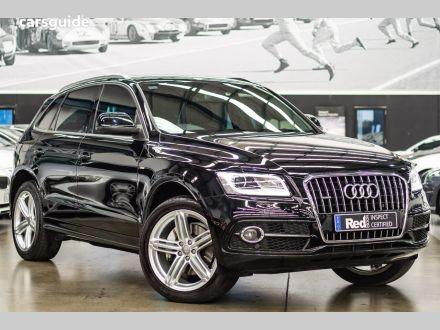 Audi Q5 Msrp >> Audi Q5 Suv For Sale Port Melbourne 3207 Vic Carsguide