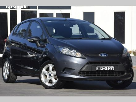 Ford Fiesta Hatchback for Sale Camden 2570, NSW   carsguide