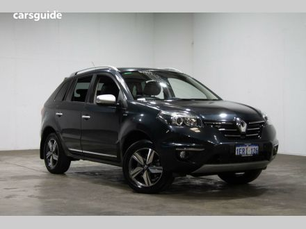 Renault Koleos For Sale Perth Wa Carsguide
