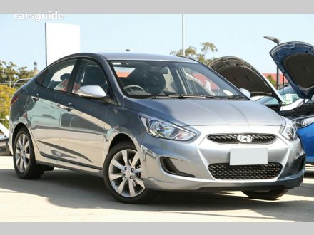 Hyundai Accent for Sale with Apple Carplay | carsguide
