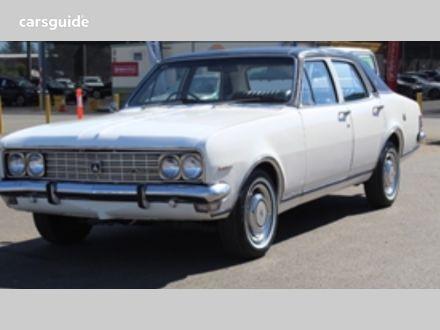 1969 Holden HT