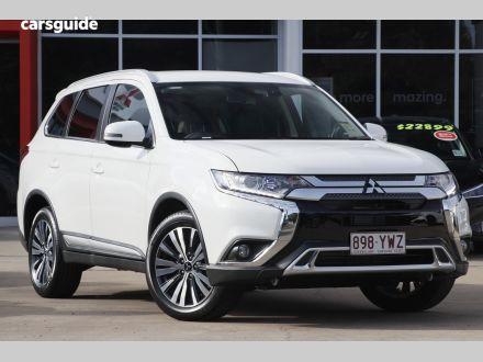 Ex Demo Mitsubishi SUV for Sale Gold Coast QLD | carsguide