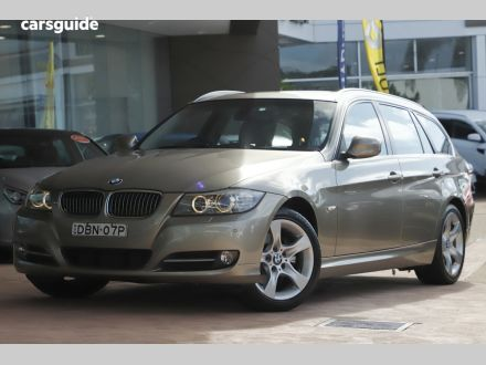 Bmw 320d Station Wagon For Sale Waverton 2060 Nsw Carsguide