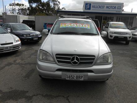 1999 Mercedes-Benz ML320