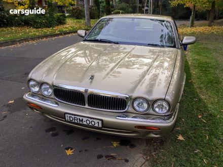 1998 Jaguar XJ8
