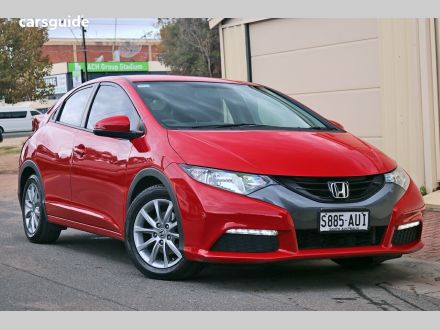 Honda civic cars adelaide