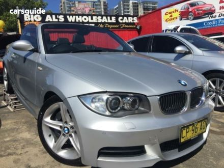 Bmw 1 Series Convertible for Sale Carlingford 2118, NSW