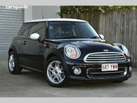 Mini Cooper For Sale Brisbane Qld Carsguide