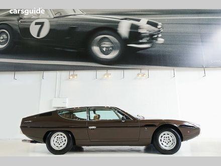 1977 Lamborghini Espada