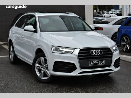 Audi Q3 SUV for Sale BURWOOD 3125, VIC | carsguide