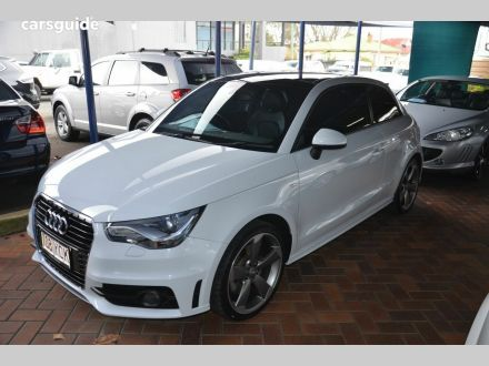 Audi A1 Hatchback For Sale Toowoomba 4350 Qld Carsguide