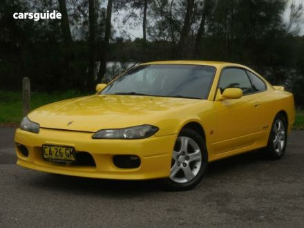 2000 Nissan Silvia