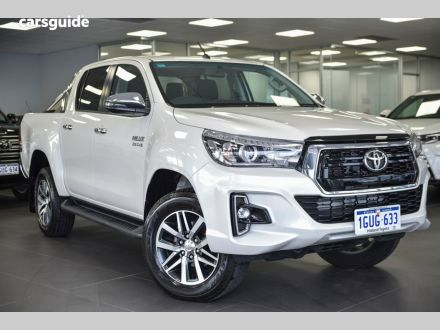 Toyota Hilux 2018 for Sale , page 2 | carsguide