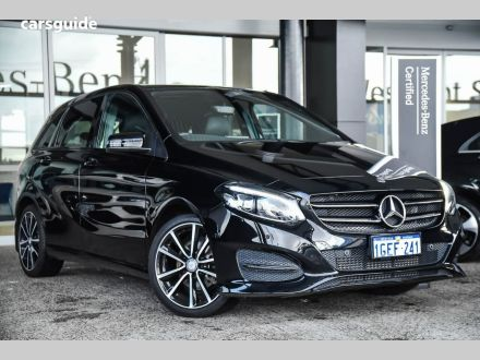 Mercedes-benz B-class for Sale with Android Auto   carsguide
