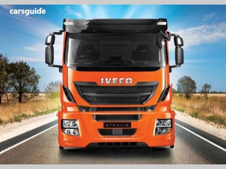 2019 Iveco Stralis ATI 360 (4x2)