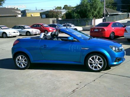 2005 Holden Tigra