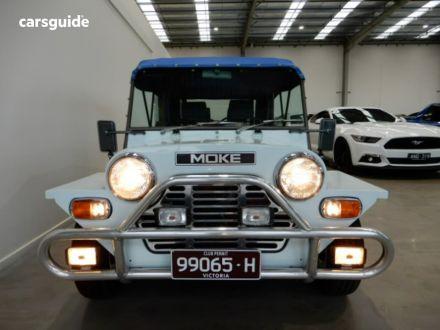 1980 Leyland Moke