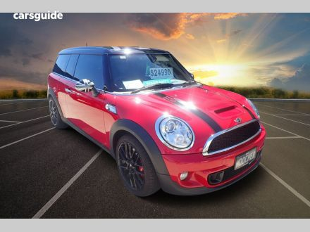Mini Clubman For Sale With Body Kit Carsguide