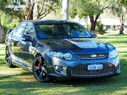 2008 FPV GT-P